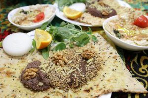 Culinary experience in Isfahan