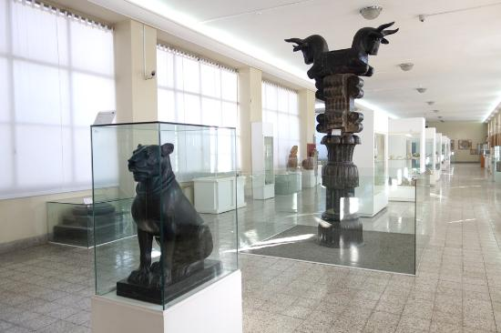 the Museum of Ancient Iran