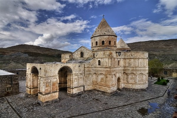 History of churches in Iran