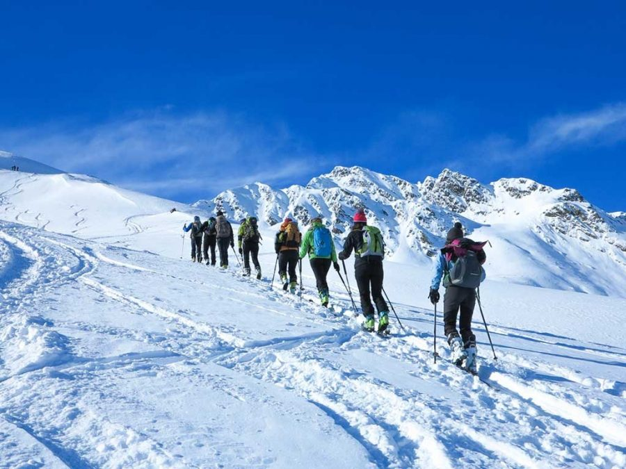 Abali is an important Ski Resort in Iran