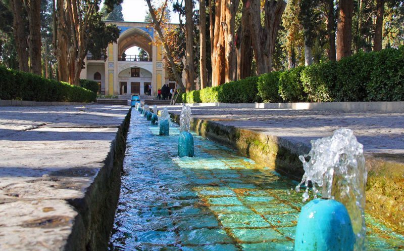 All about Persian gardens and its specifications