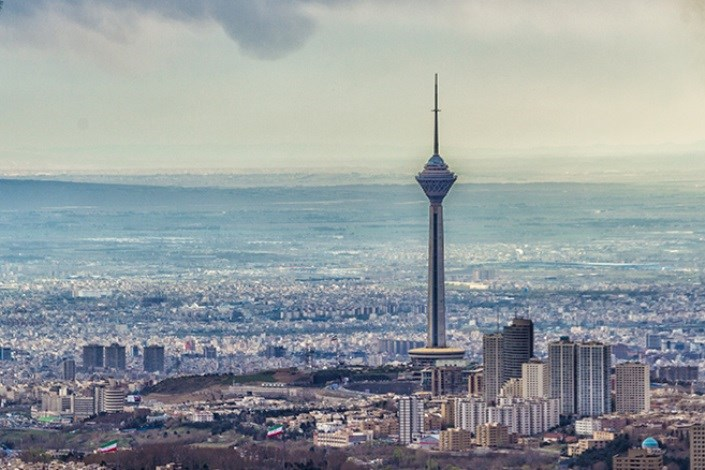 The Tallest Telecommunication Tower of Iran