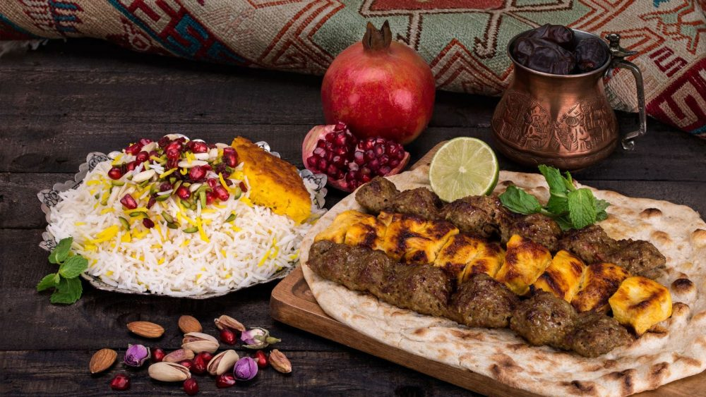 Food culture in Iran