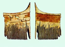 The oldest artifact of mosaic is a comb found in Shahr-e Sukhteh